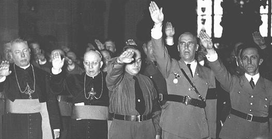 why the germans supported the nazi I have asked myself this question many times and now i think if you take the time you will see the answer national socialism which is what the nazi party.