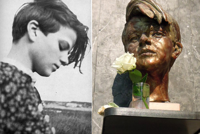 sophie scholl almost 70 years after she was executed