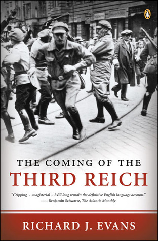 evans - coming of 3rd reich - cover