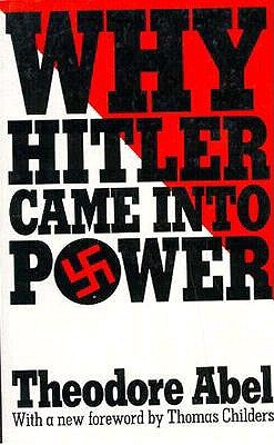 why hitler came into power - cover