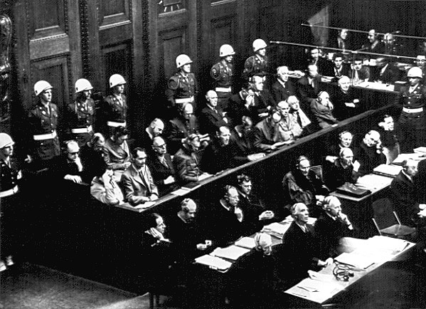 an analysis of the nuremberg laws in the nazi officials On 15 september 1935, the nuremberg laws were instituted in nazi germany which defined whether a person was jewish according to their ancestry.