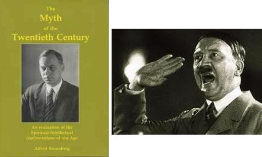 Rosenberg & Hitler