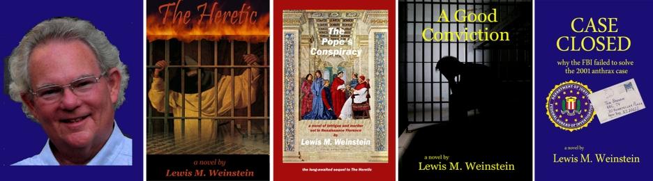 4 novels + author