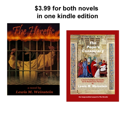 $3.99 for both novels