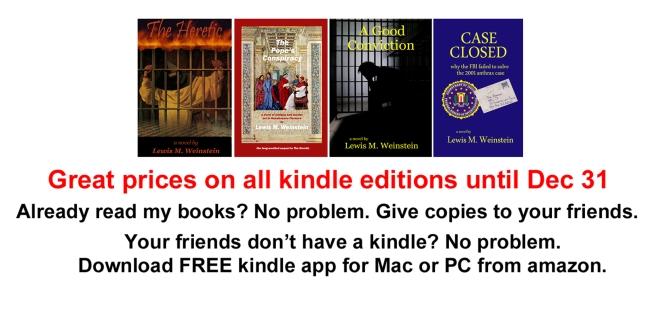 4 novels - no problem - author blog