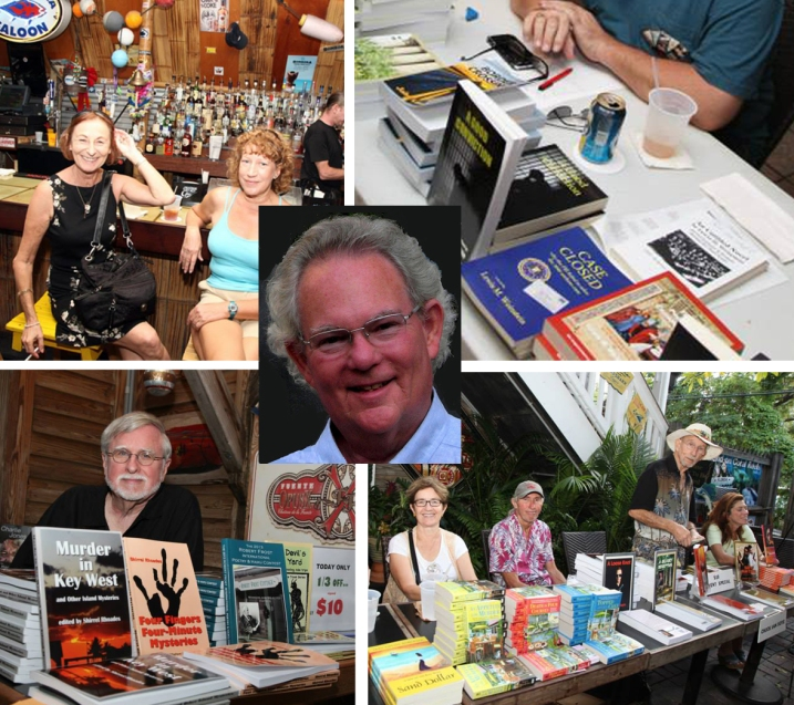 Author event at Smokin' Tuna