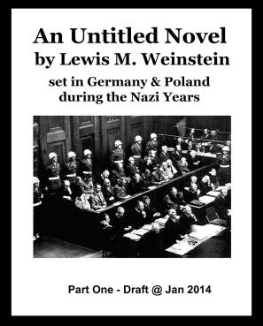 Untitled Novel - cover