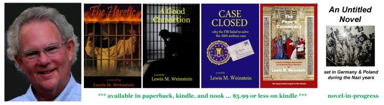 Lew + 5 novels