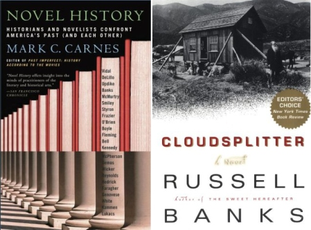 novel history & cloudsplitter