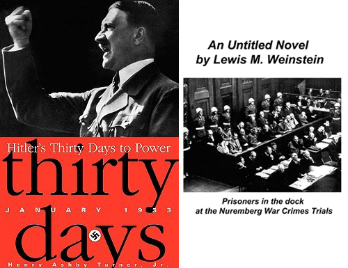 30 days & untitled novel