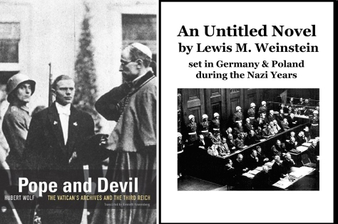 Pope and Devil & Untitled Novel