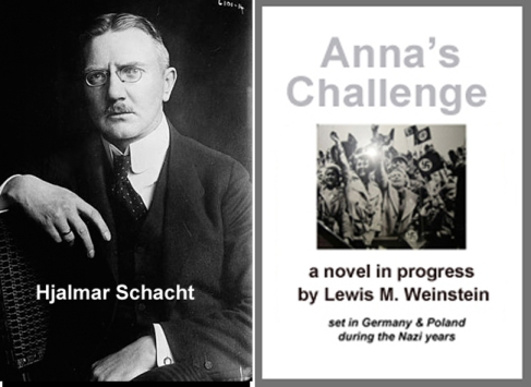 Schacht + Anna's Challenge