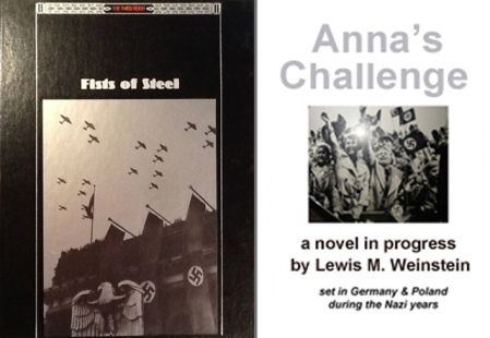 fists of steel + Anna's Challenge