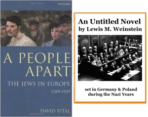 a people apart & an untitled novel
