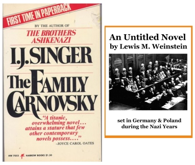 Family Carnovsky & An Untitled Novel