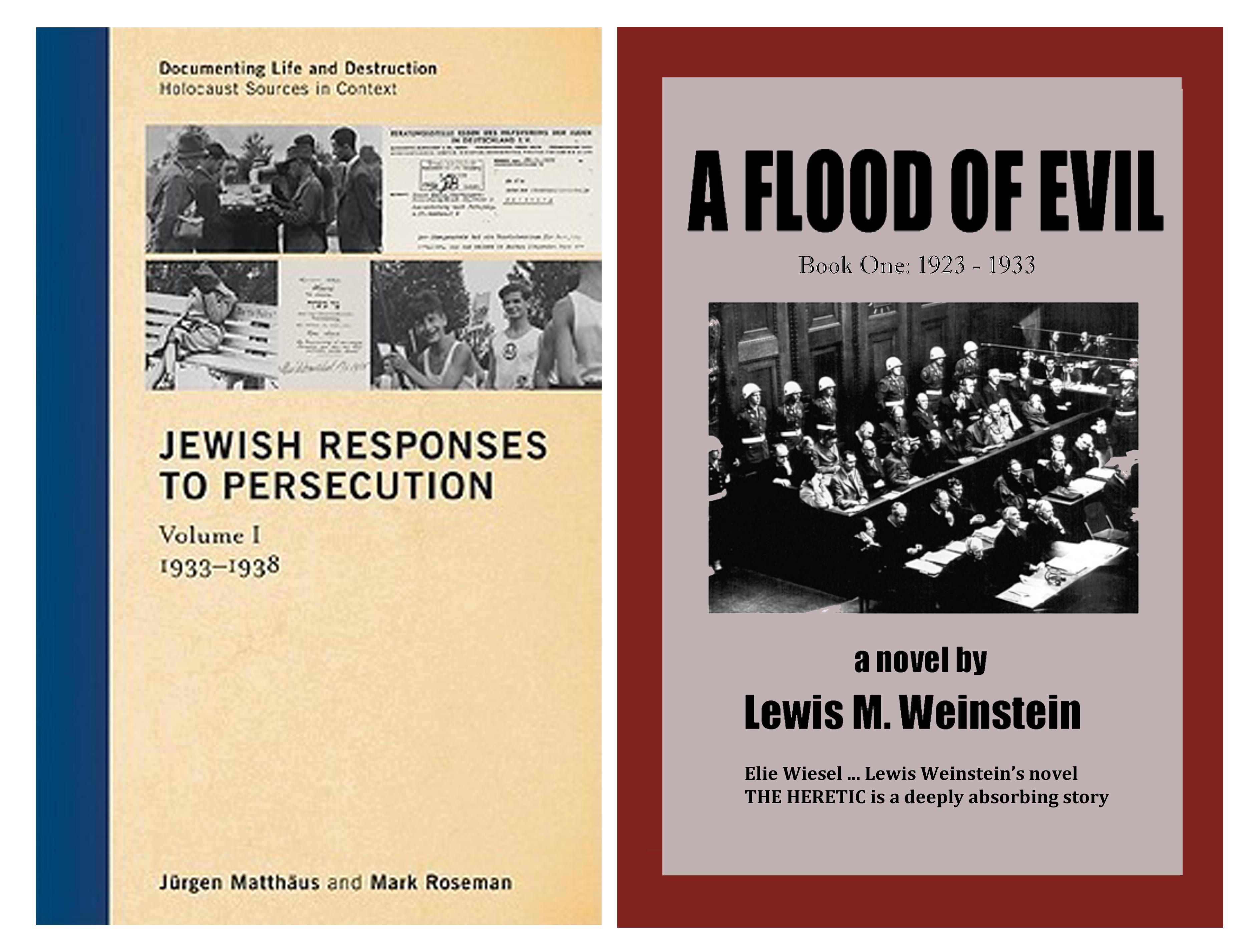 Jewish responses & AFOE