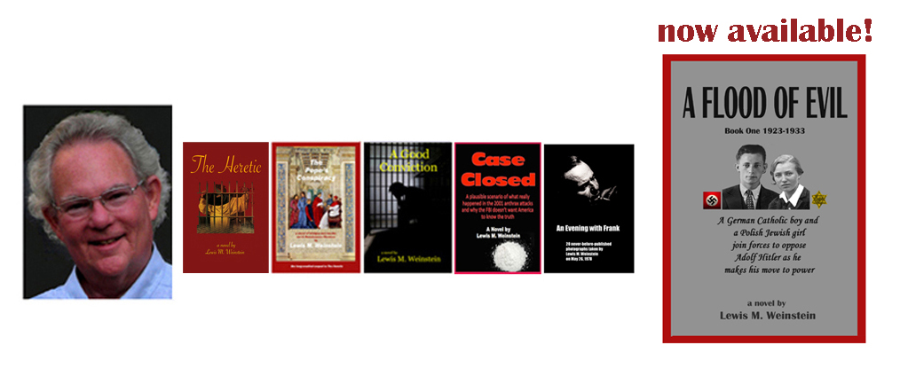 Lew & 6 books - AFOE available