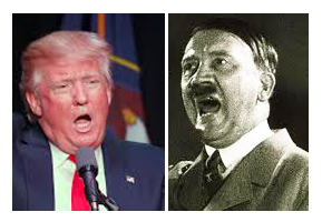 Trump & Hitler