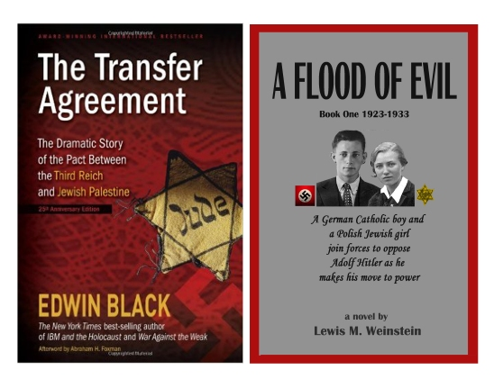 LewS Review Of The Transfer Agreement The Dramatic Story Of The