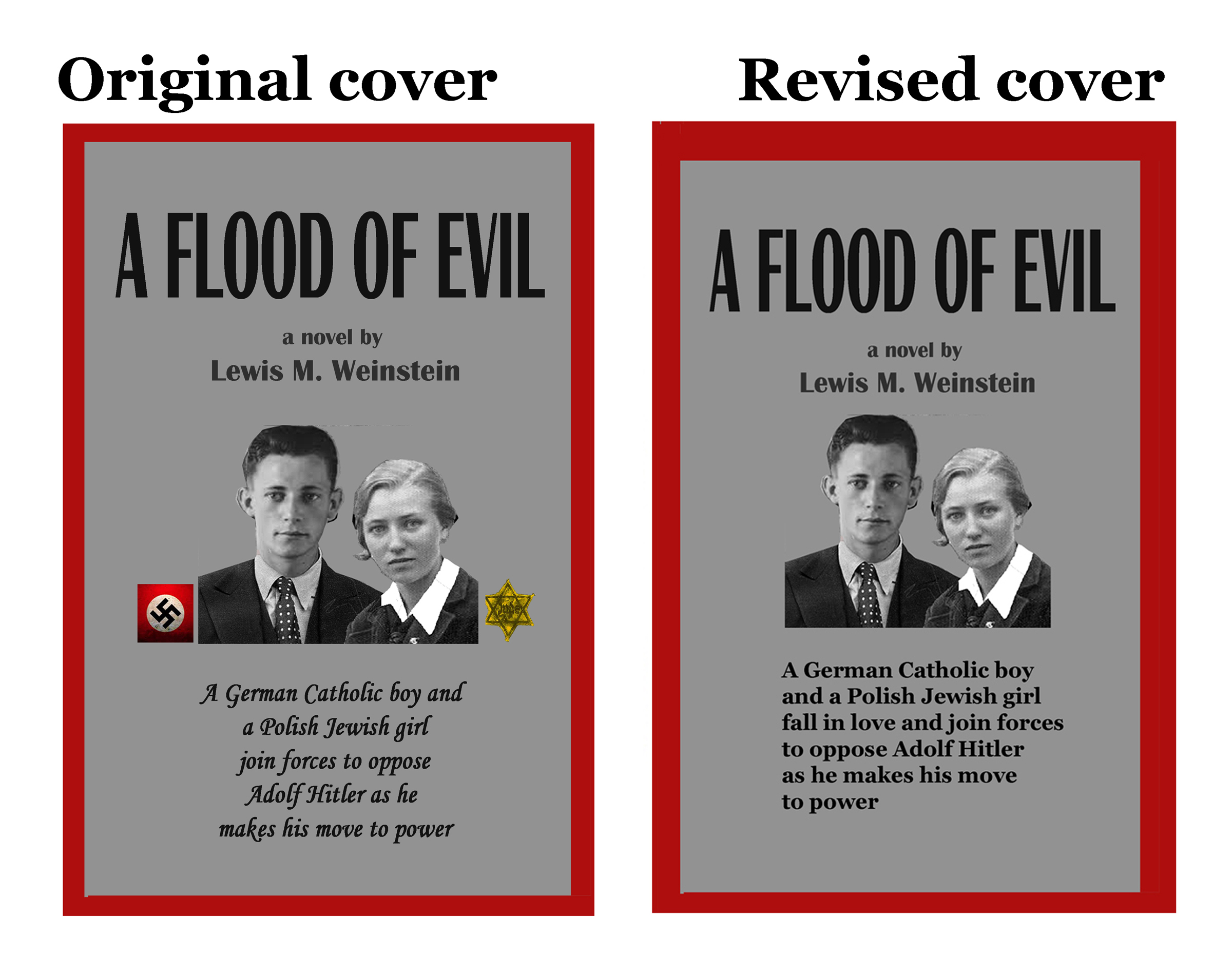 AFOE - orig & revised covers