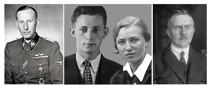 Heydrich,Schacht,Berthold,Anna